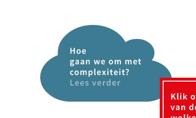 Hoe gaan we om met complexiteit?