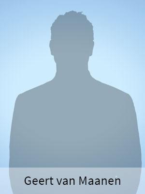 Profiel van Geert van Maanen