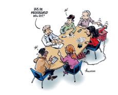 Co-resolve – inclusieve besluitvorming (training  voor leidinggevenden)